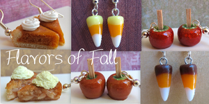 Flavors of Fall by LittleSweetDreams