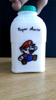 Milk Art - Paper Mario by Liefesa