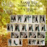 Masque Ball Pack by GoblinStock
