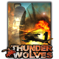 Thunder Wolves icon by pavelber