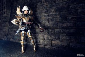 Diablo 3 Demon Hunter by Kotori-Cosplay
