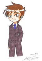 Chibi Doctor by Jessi-Turtle