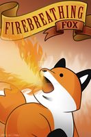 Firebreathing Fox by SilentReaper