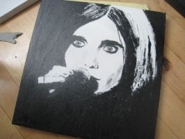Jared Leto painting2 by ToMetropolis