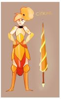 Citrine by Candlette