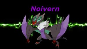 Noivern by PokeWaffle
