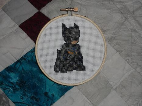 Small Batman by carand88