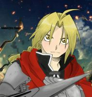 Edward Elric by soulsong255
