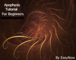 Apophysis For Beginners by EasyNow-Fractals
