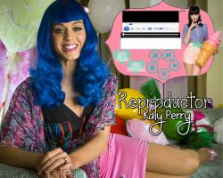 Reproductor de musica ejecutable: Katy Perry by Cursorsandmore