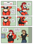 Valerie's Date Night Page 3 by LordStormCaller