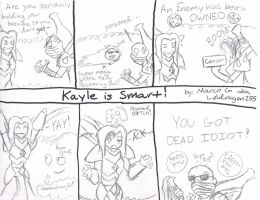 Kayle is Smart vs Singed by Loldragon255