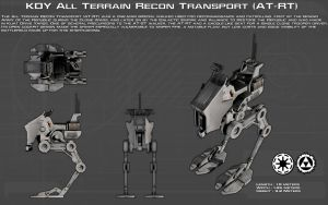 All Terrain-Recon Transport ortho [New] by unusualsuspex