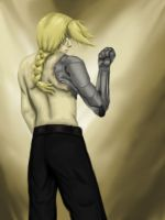 FMA - Headstrong by happyzuko