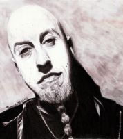 Shavo Odadjian by Red-Szajn