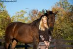 Wendy and Demi I by EquusPhoto