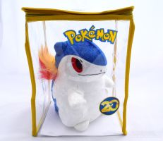 20th Anniversary Typhlosion Plush