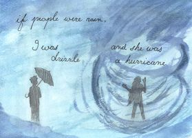 Looking For Alaska - If People Were Rain by LazingAbout94