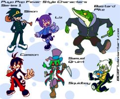 Puyo Fever Style Series 1 by BG87