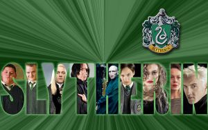 Slytherin by Coley-sXe