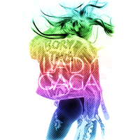 Lady Gaga - Born This Way by gagakills