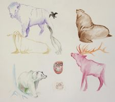 AMIMALS by chastened