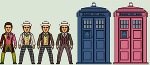 The 7th Doctor by Stuart1001