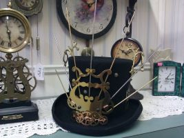 Steampunk hat pic 1 of 3 by benzod32