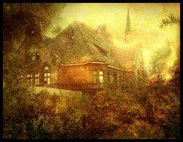 The Dream in the Witch House by MOracz