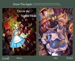 Draw This Again Challenge by MelissaDalton