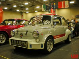 Fiat Abarth 1000 TC '65 by franco-roccia