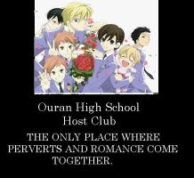 Ouran High School Host Club by RavenSnipper