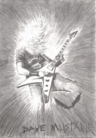 Dave Mustaine by FromDaOath