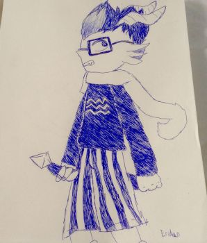 Eridan by redhothorse