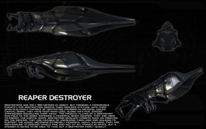 Reaper Destroyer ortho by unusualsuspex