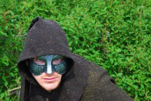 Medival - Masked Thief 1 by fervalosious-stock