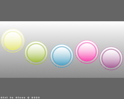 Colored Orbs - Wallpaper by Girl-In-Glass