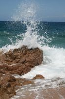 Ocean Stock 012 by Malleni-Stock