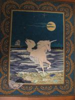 Last Unicorn Quilt by wadifahtook