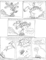 Optimus Prime's Day Off pg. 9 by EnvySkort