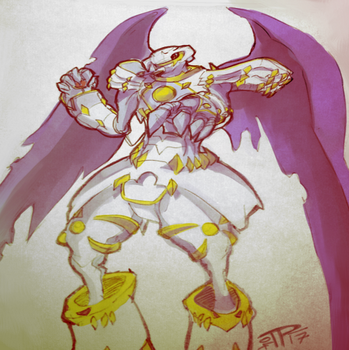 Dynasmon but originally on paper by J3rry1ce