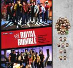 Royal Rumble 2005 Sprite Poster by Zarduck