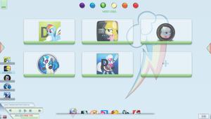 EDigital's Concept Pony OS by Elalition