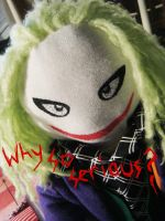 Why So Serious? by Ya-u