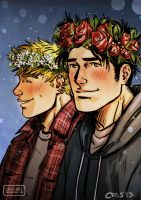 Flower Crown by Cris-Art