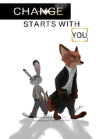 Change Starts With You by KungFuFreak07