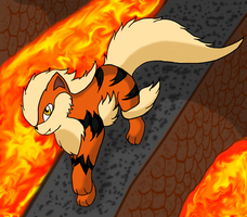 Arcanine by angelsoflight