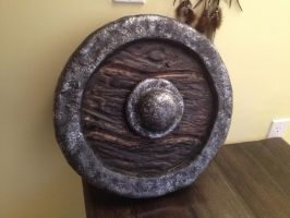 Viking shield by Procrast-A-Creations