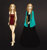 Dresses2 by Magdorf