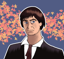Doctor Who - Second Doctor by PrincessHannah